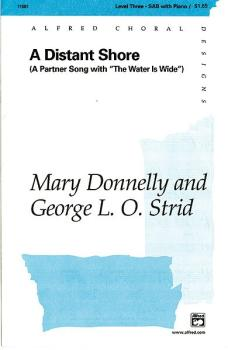 "A Distant Shore: A Partner Song with ""The Water Is Wide"" (AL-00-11561)"
