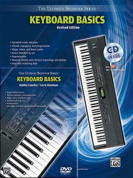Ultimate Beginner Series Mega Pak: Keyboard Basics (Revised Edition) (AL-00-DVD3000R)
