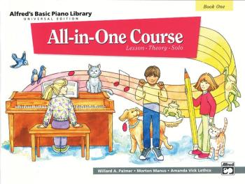 Alfred's Basic All-in-One Course Universal Edition, Book 1 (AL-00-14504)