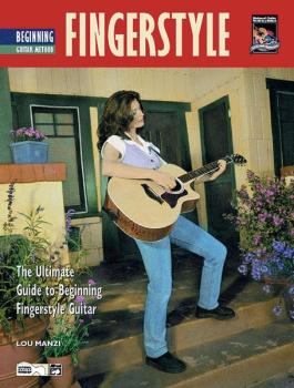 The Complete Fingerstyle Guitar Method: Beginning Fingerstyle Guitar (AL-00-14099)