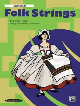 Folk Strings for Solo Instruments (AL-00-15570X)