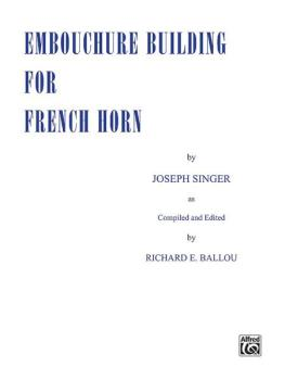 Embouchure Building for French Horn (AL-00-EL00966)