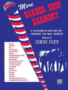 More Barber Shop Harmony (AL-00-11314X)