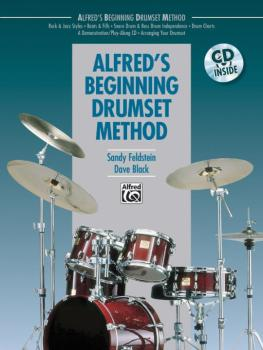 Alfred's Beginning Drumset Method (AL-00-16926)