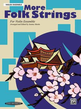 More Folk Strings for Ensemble (AL-00-16620X)