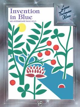 Invention in Blue (AL-00-1416)