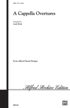 A Cappella Overtures (AL-00-28615)