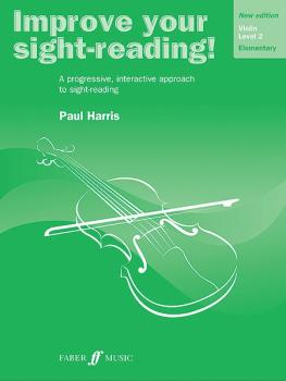 Improve Your Sight-Reading! Violin, Level 2 (New Edition): A Progressi (AL-12-057153662X)