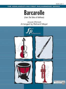 Barcarolle (from <i>The Tales of Hoffman</i>) (AL-00-18932)