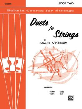 Duets for Strings, Book II (AL-00-EL02018)