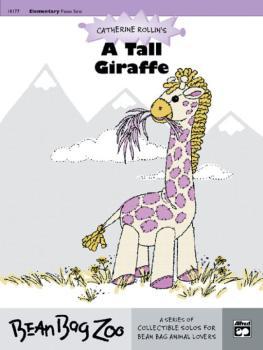 A Tall Giraffe (AL-00-18177)