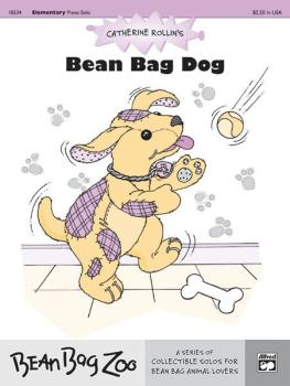 Bean Bag Dog (AL-00-18534)