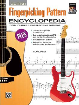 Fingerpicking Pattern Encyclopedia: Over 200 Useful Fingerpicking Patt (AL-00-19398)