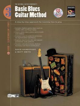 Basic Blues Guitar Method, Book 3: A Step-by-Step Approach for Learnin (AL-00-19444)