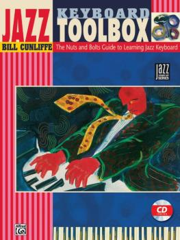 Jazz Keyboard Toolbox: The Nuts and Bolts Guide to Learning Jazz Keybo (AL-00-19364)