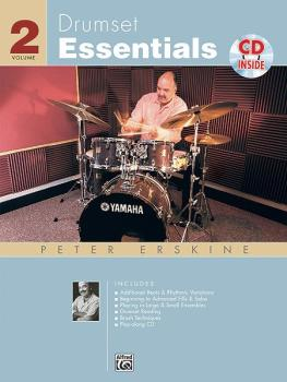 Drumset Essentials, Volume 2 (AL-00-20801)