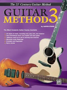 Belwin's 21st Century Guitar Method 3: The Most Complete Guitar Course (AL-00-EL03844)