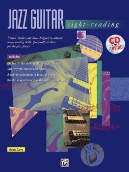 Jazz Guitar Sight-Reading: Etudes, Studies, and Duets Designed to Enha (AL-00-17849)