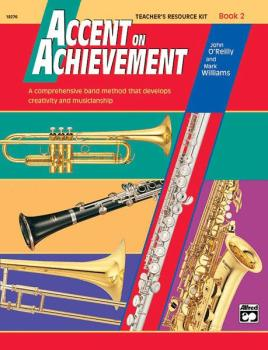 Accent on Achievement, Book 2 Teacher's Resource Kit (AL-00-18276)