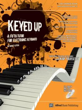 Keyed Up: The Orange Book: A Fifth Tutor for Electronic Keyboard (AL-00-20158UK)