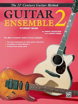 Belwin's 21st Century Guitar Ensemble 2 (Student Book): The Most Compl (AL-00-EL04010S)