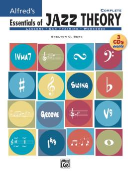 Alfred's Essentials of Jazz Theory, Complete 1-3 (AL-00-20812)