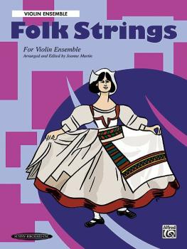 Folk Strings for Ensemble (AL-00-15220)