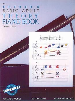 Alfred's Basic Adult Piano Course: Theory Book 2 (AL-00-2118)