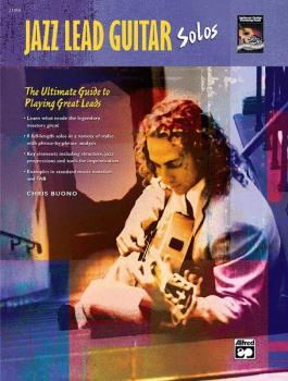 Jazz Lead Guitar Solos: The Ultimate Guide to Playing Great Leads (AL-00-21956)