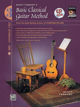 Basic Classical Guitar Method, Book 3 (From the Best-Selling Author of (AL-00-19493)