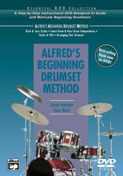 Alfred's Beginning Drumset Method (AL-00-23199)