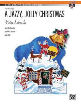 A Jazzy, Jolly Christmas (AL-00-23269)