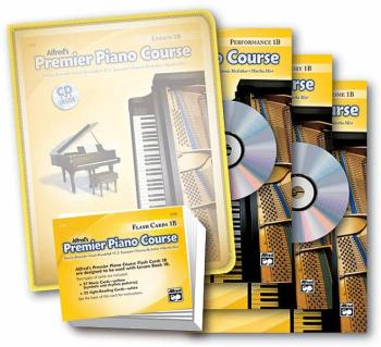 Premier Piano Course, Success Kit 1B (AL-00-24592)