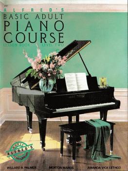 Alfred's Basic Adult Piano Course: Lesson Book 2 (AL-00-2461)