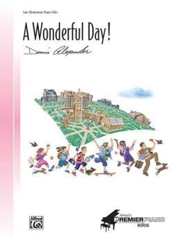 A Wonderful Day! (AL-00-25472)