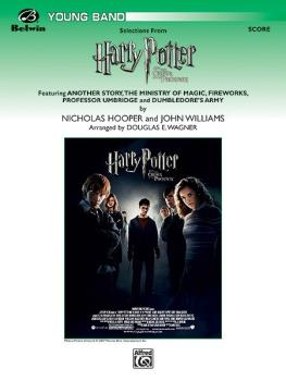 <i>Harry Potter and the Order of the Phoenix</i>, Suite from (Featurin (AL-00-29591S)