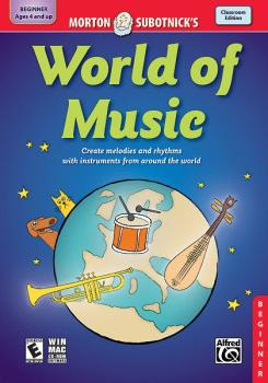Creating Music Series: World of Music (Beginner) (AL-00-30531)