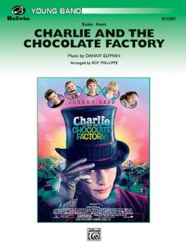 <I>Charlie and the Chocolate Factory,</I> Suite from (AL-00-24752S)