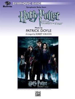 <I>Harry Potter and the Goblet of Fire</I>, Symphonic Suite from (Feat (AL-00-24789)