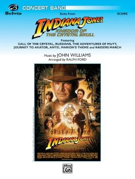 <i>Indiana Jones and the Kingdom of the Crystal Skull,<i> Suite from ( (AL-00-30808S)