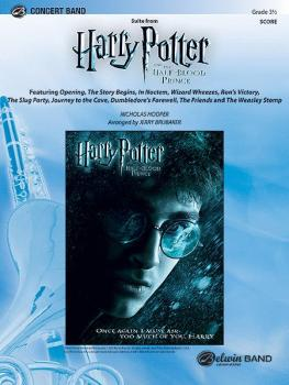<i>Harry Potter and the Half-Blood Prince</i>, Suite from (Featuring:  (AL-00-30820S)