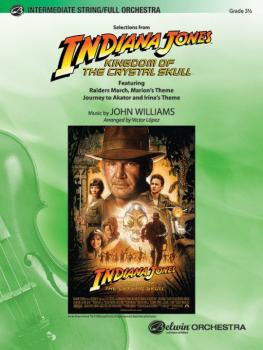 <i>Indiana Jones and the Kingdom of the Crystal Skull,</i> Selections  (AL-00-31547)