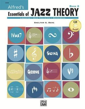 Alfred's Essentials of Jazz Theory, Book 2 (AL-00-20808)