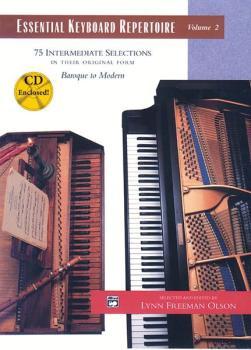 Essential Keyboard Repertoire, Volume 2: 75 Intermediate Selections in (AL-00-16777)