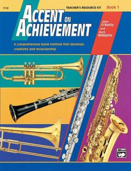 Accent on Achievement, Book 1 Teacher's Resource Kit (AL-00-17142)