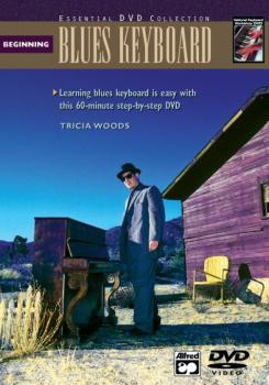 The Complete Blues Keyboard Method: Beginning Blues Keyboard (AL-00-22620)