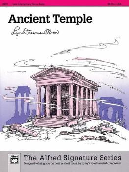 Ancient Temple (AL-00-3634)