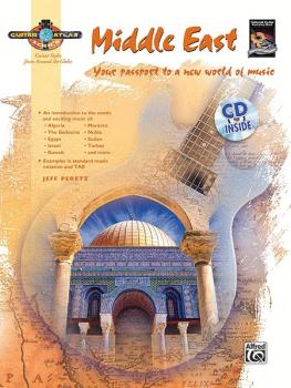 Guitar Atlas: Middle East: Your passport to a new world of music (AL-00-22711)
