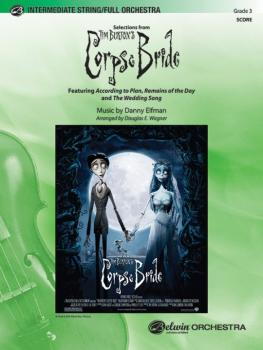 <I>Corpse Bride,</I> Selections from Tim Burton's (Featuring: Accordin (AL-00-25027S)