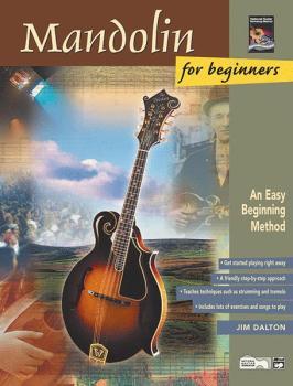 Mandolin for Beginners: An Easy Beginning Method (AL-00-19405)